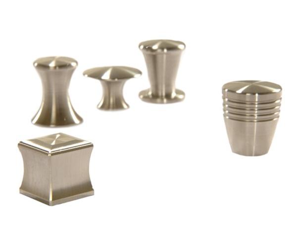 Pomoli inox: prodotti su misura per l'arredamento e il design