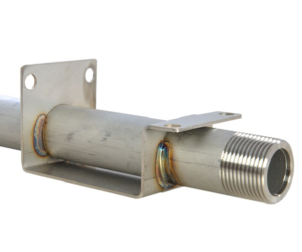 A made-to-measure component for heating industry