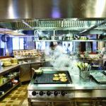 Elementi tubulari e carrelli per il settore della ristorazione