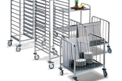Furnishings Industry: Stainless steel Components Processing thumb